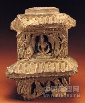 美术常识>>>石雕造像方塔