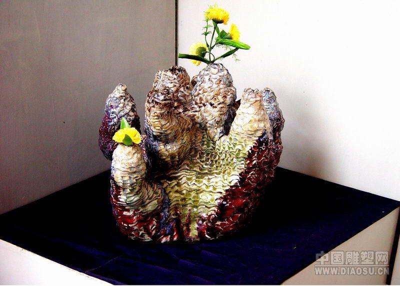 色即是釉 - 西部陶艺作品 - h_x_y_123456 - 何晓昱的艺术博客