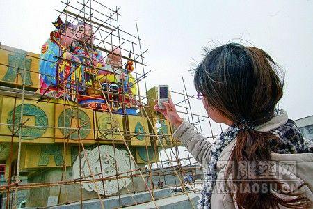 特大福禄寿三星__中国雕塑网 又称福禄寿三星.