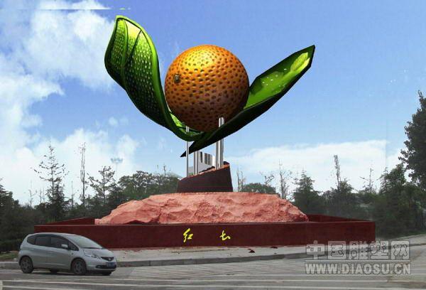 中国梦 雕塑