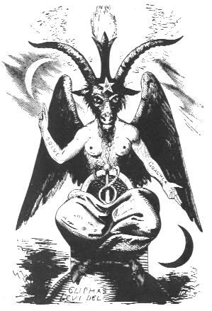 议会大厦/PS:巴风特是有名的基督教恶魔之一,现最为人所熟知的则是羊头...