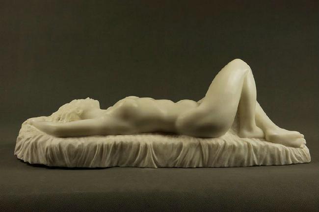 张沈雕塑作品 - 女人体 - h_x_y_123456 - 何晓昱的艺术博客