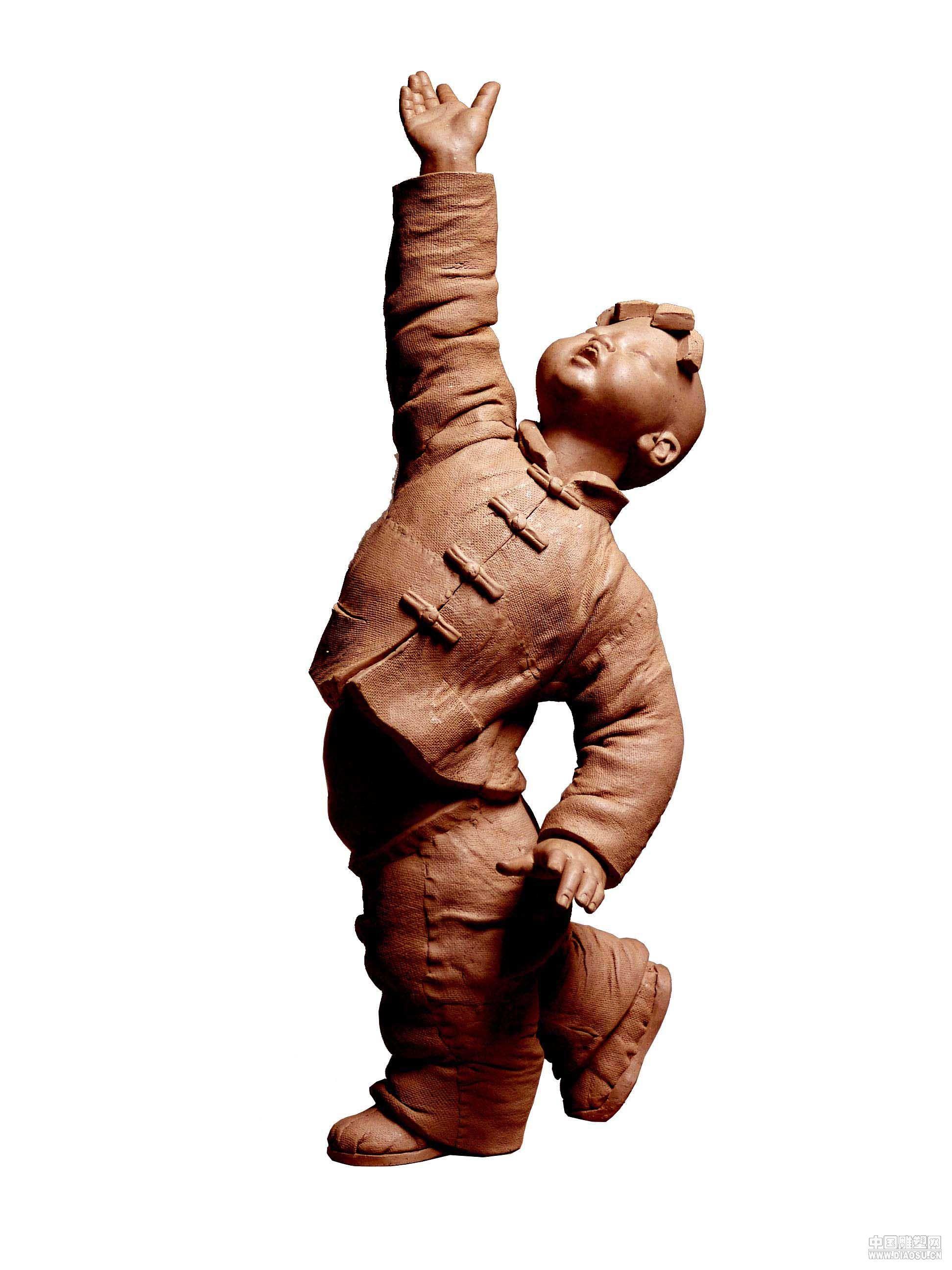 [转载]雕塑家肖小裘的作品欣赏