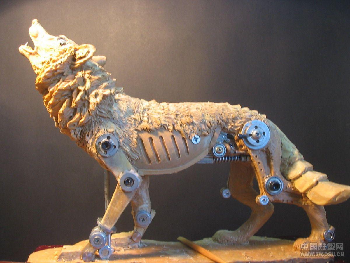 动物雕塑--warkman的个人网站
