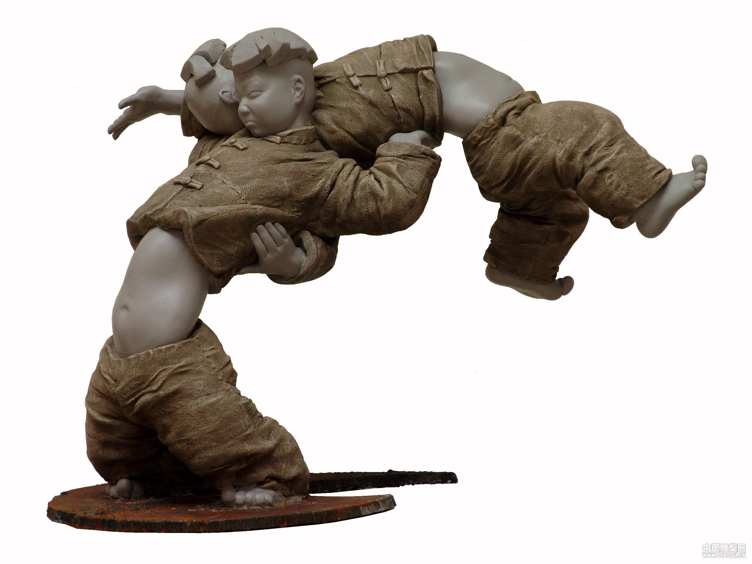 耒阳出来的雕塑家肖小裘(最新雕塑作品欣赏)