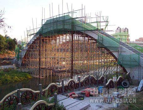 拱桥的结构形式_结构形式