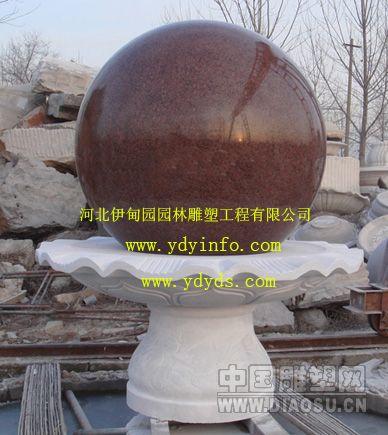 园园林雕塑工程有限公司主要生产风水球,石雕,音乐喷泉,不锈钢雕塑