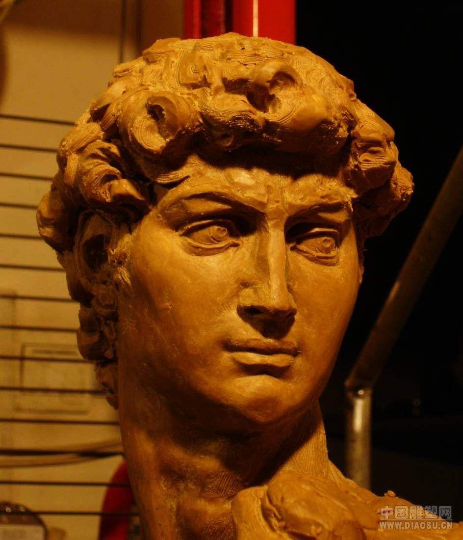 大卫雕塑 大卫雕像摄影图 意大利风光 国