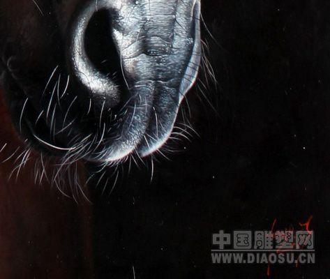 动物油画--黄建俊的个人网站